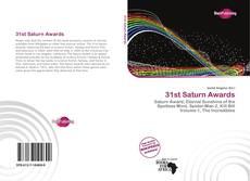 31st Saturn Awards的封面
