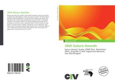 36th Saturn Awards的封面
