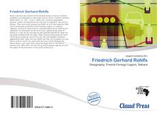 Bookcover of Friedrich Gerhard Rohlfs