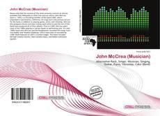 Portada del libro de John McCrea (Musician)