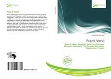 Buchcover von Frank Verdi