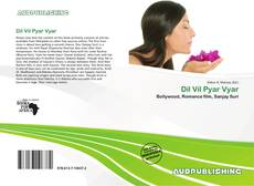 Buchcover von Dil Vil Pyar Vyar