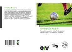 Amadou Alassane kitap kapağı