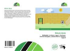 Bookcover of Kévin Anin