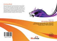 Buchcover von Hrishitaa Bhatt