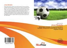 Capa do livro de Jose Botello