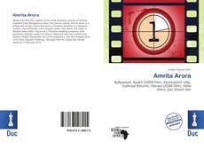 Buchcover von Amrita Arora