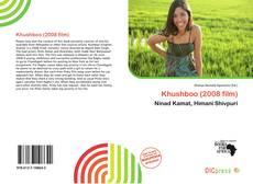Обложка Khushboo (2008 film)