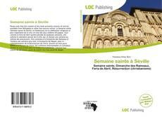Обложка Semaine sainte à Séville