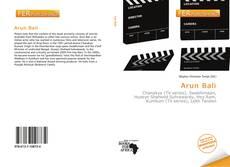 Bookcover of Arun Bali