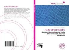 Buchcover von Hollis Street Theatre