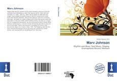 Bookcover of Marv Johnson