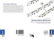 Portada del libro de David Jenkins (Musician)