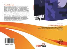 Couverture de Arnold Deutsch