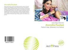 Portada del libro de Anuradha Paudwal