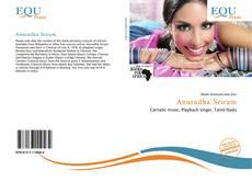 Portada del libro de Anuradha Sriram