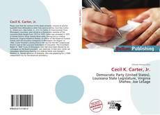 Couverture de Cecil K. Carter, Jr.