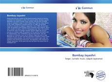 Обложка Bombay Jayashri