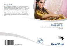 Buchcover von Chaitra H. G.