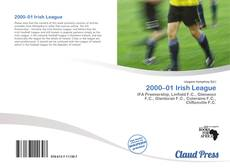 Buchcover von 2000–01 Irish League