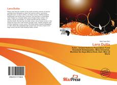 Bookcover of Lara Dutta