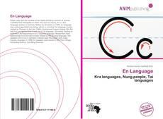 En Language kitap kapağı