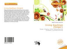 Copertina di Irving Kaufman (Singer)