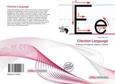 Couverture de Cilentan Language