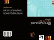 Обложка Aditi Gowitrikar
