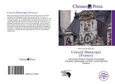 Portada del libro de Conseil Municipal (France)
