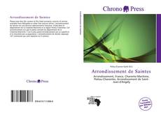 Couverture de Arrondissement de Saintes