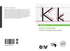 Couverture de Jakun Language