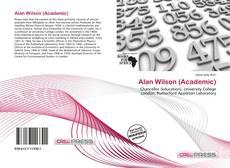 Borítókép a  Alan Wilson (Academic) - hoz