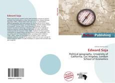 Capa do livro de Edward Soja