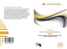 Bookcover of Cedar Lake Contemporary Ballet
