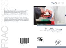 Buchcover von Clinical Pharmacology