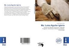 Copertina di Ma. Luisa Aguilar Igloria