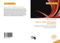 Bookcover of Barry John (Theatre Director)