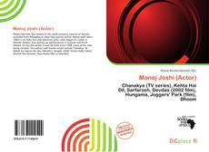 Couverture de Manoj Joshi (Actor)