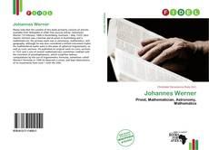 Borítókép a  Johannes Werner - hoz