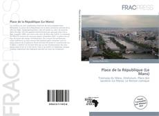 Bookcover of Place de la République (Le Mans)