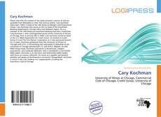 Bookcover of Cary Kochman