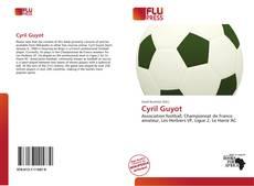 Copertina di Cyril Guyot