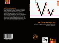 Copertina di ARC Macro Language