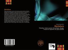 Bookcover of Dentelure