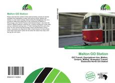 Bookcover of Malton GO Station