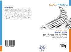 Bookcover of Amjad Khan