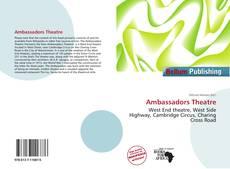Обложка Ambassadors Theatre