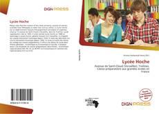 Capa do livro de Lycée Hoche