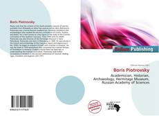 Buchcover von Boris Piotrovsky